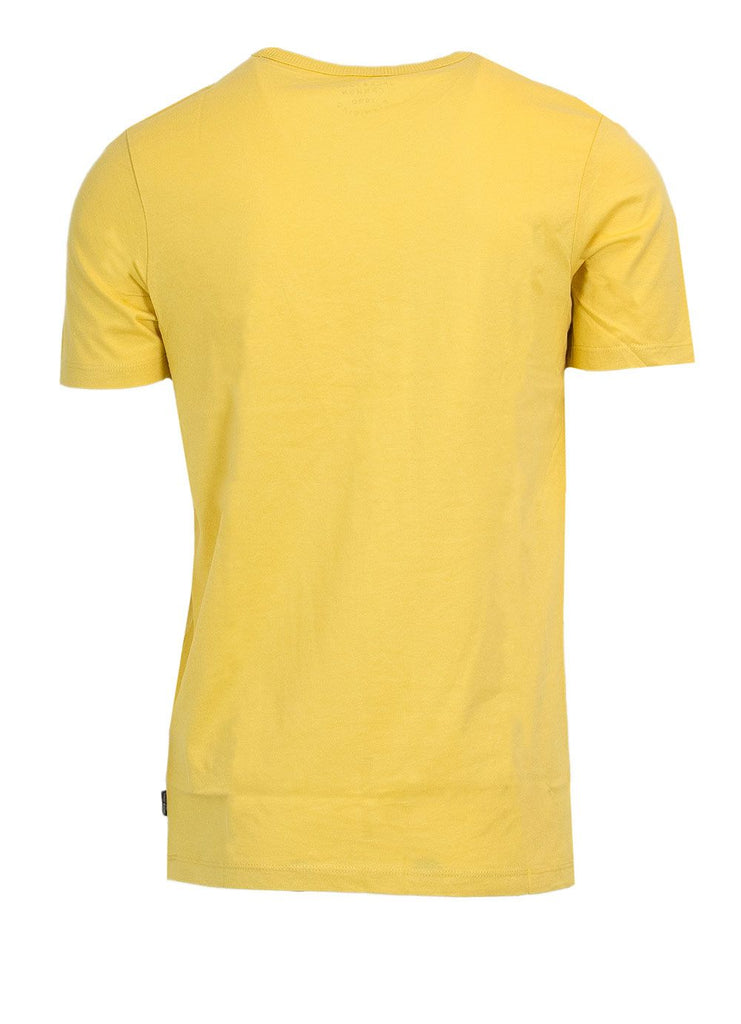 JACK & JONES GELB T-SHIRT
