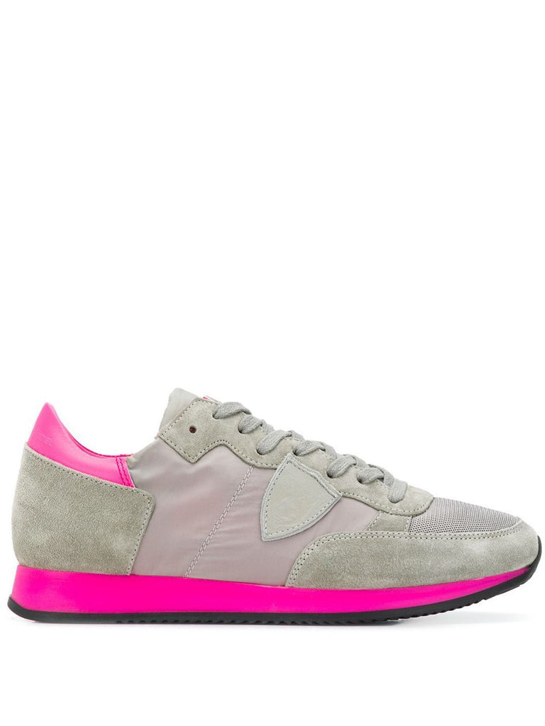 PHILIPPE MODEL GRAU SNEAKERS