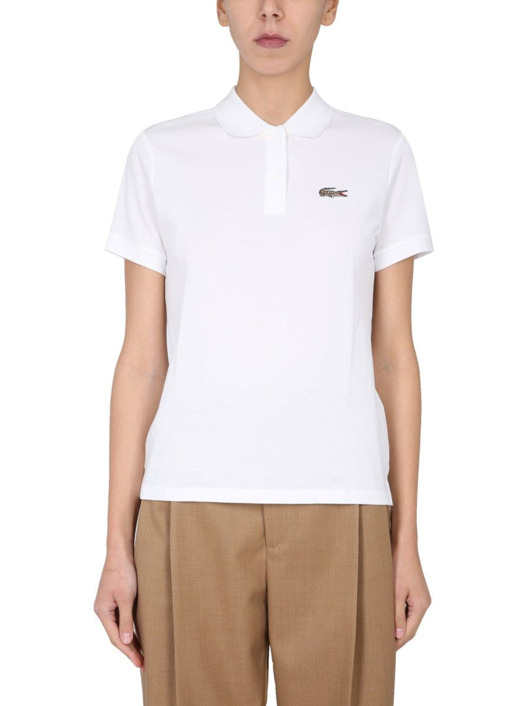 LACOSTE WEISS POLOSHIRT