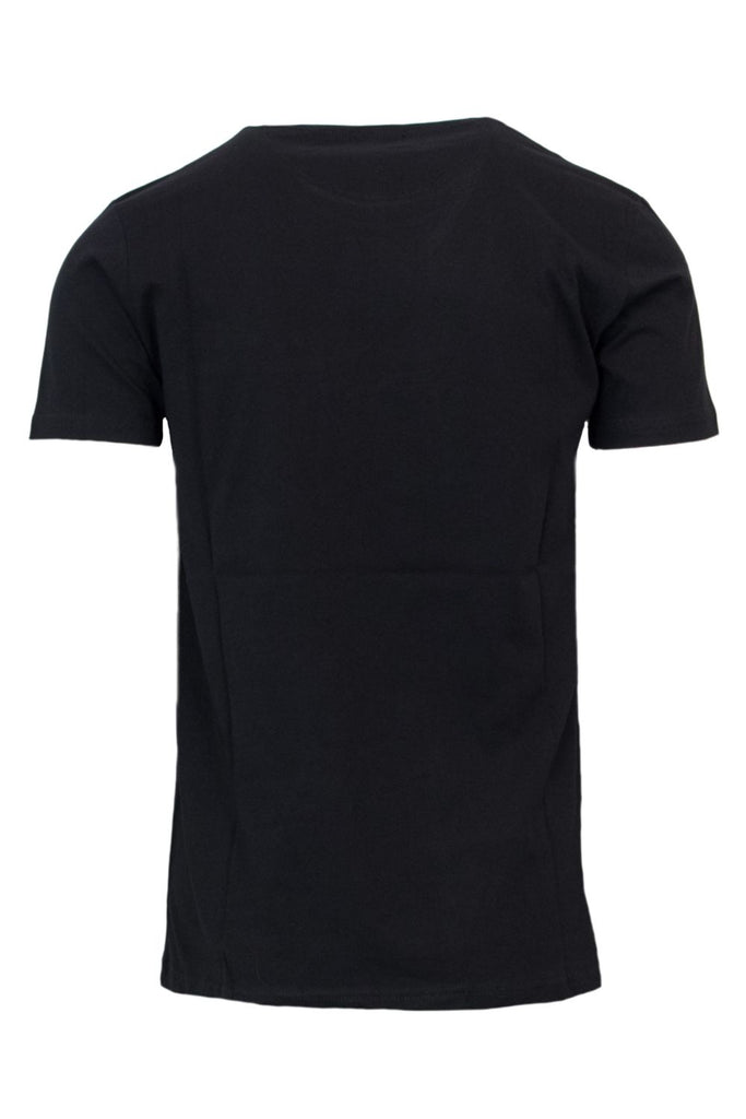 HYDRA CLOTHING SCHWARZ T-SHIRT