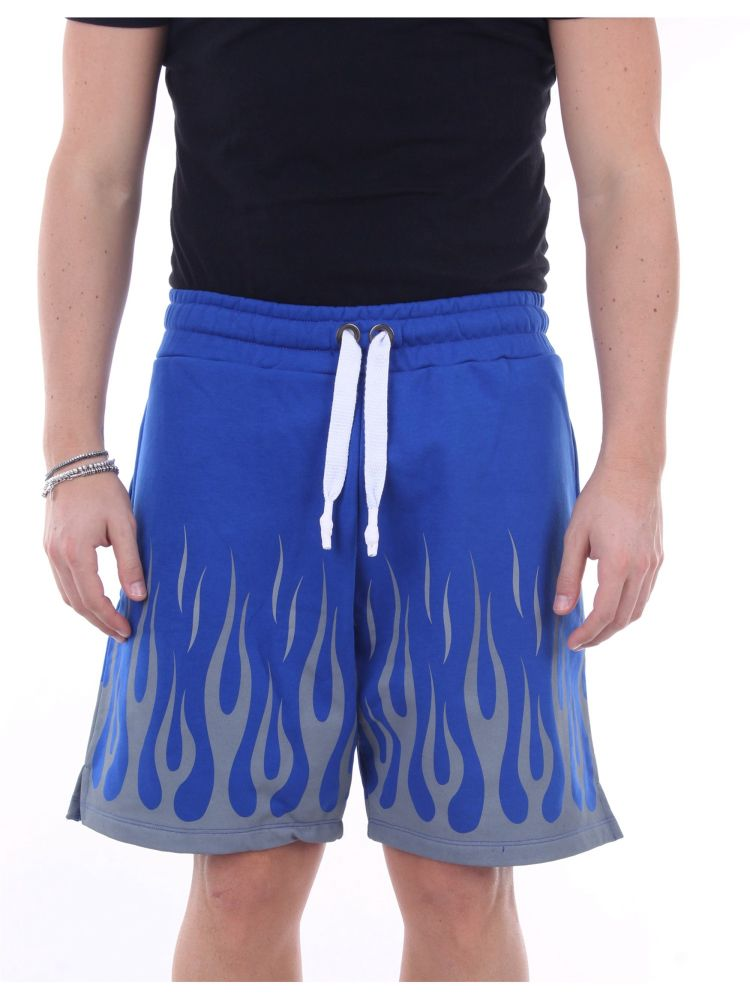 OMC CLOTHING BLAU SHORTS