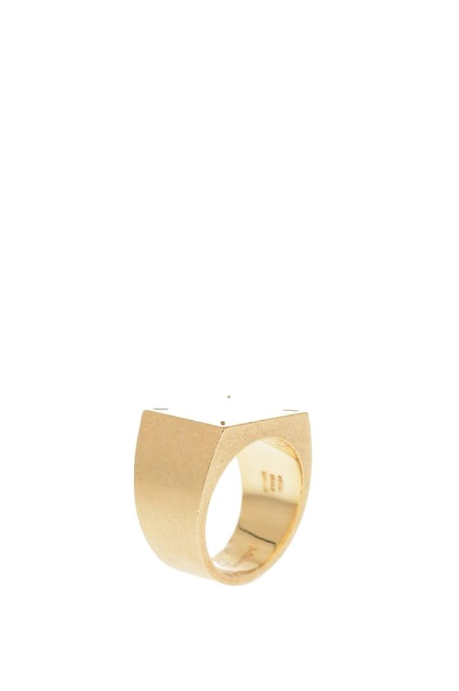 MAISON MARGIELA GOLD RING
