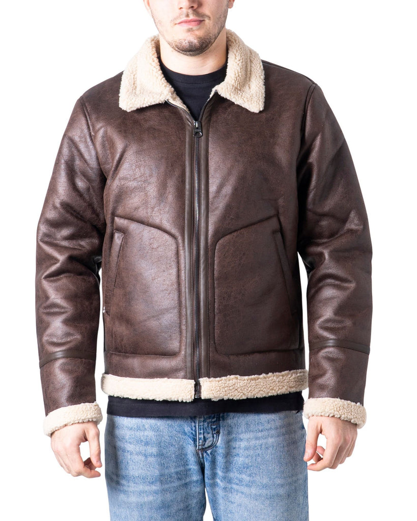 ONLY & SONS BRAUN JACKE