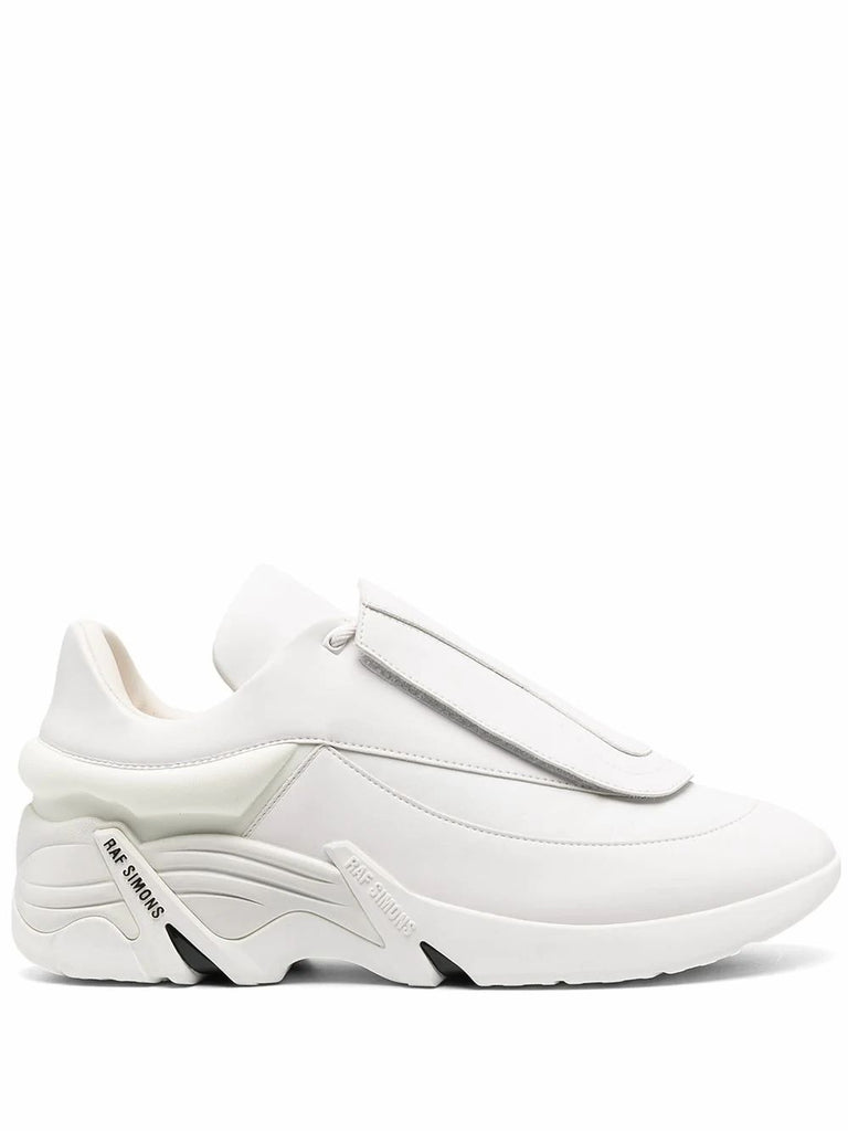RAF SIMONS WEISS SLIP ON SNEAKERS