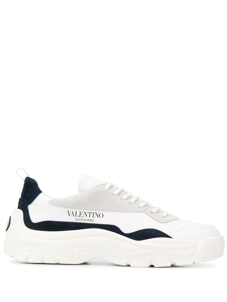 VALENTINO WEISS SNEAKERS