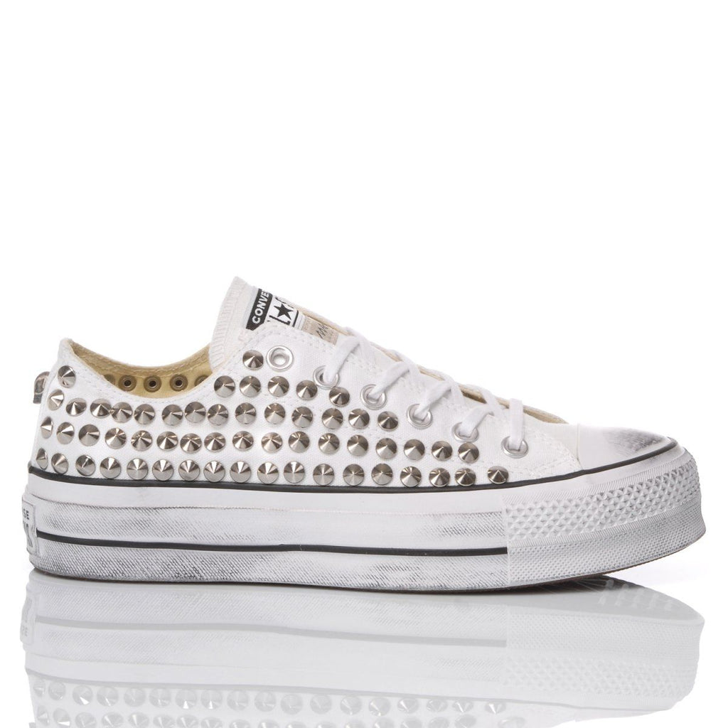CONVERSE WEISS SNEAKERS
