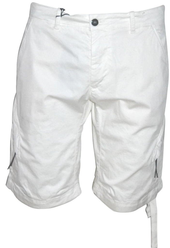 CP COMPANY WEISS SHORTS