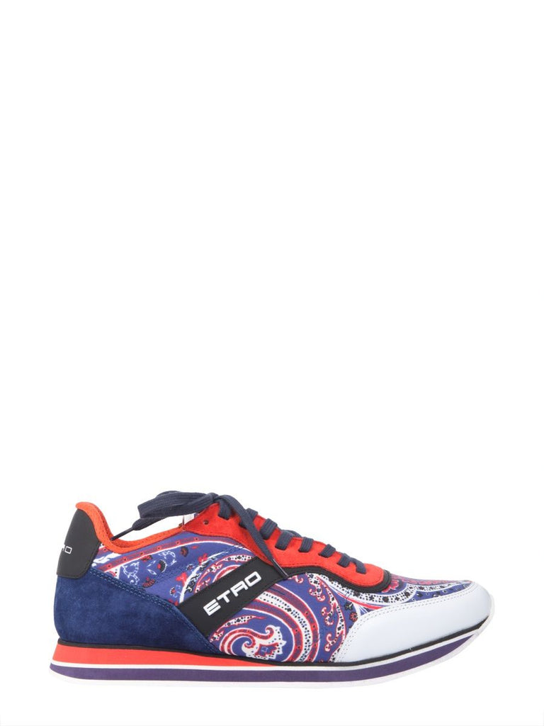 ETRO MULTICOLOUR SNEAKERS