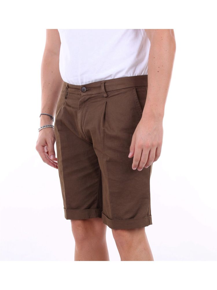 MICHAEL COAL BRAUN SHORTS
