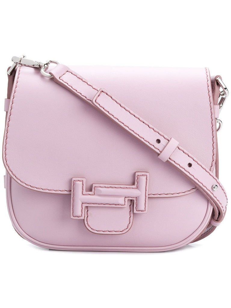TOD'S ROSA SCHULTERTASCHE