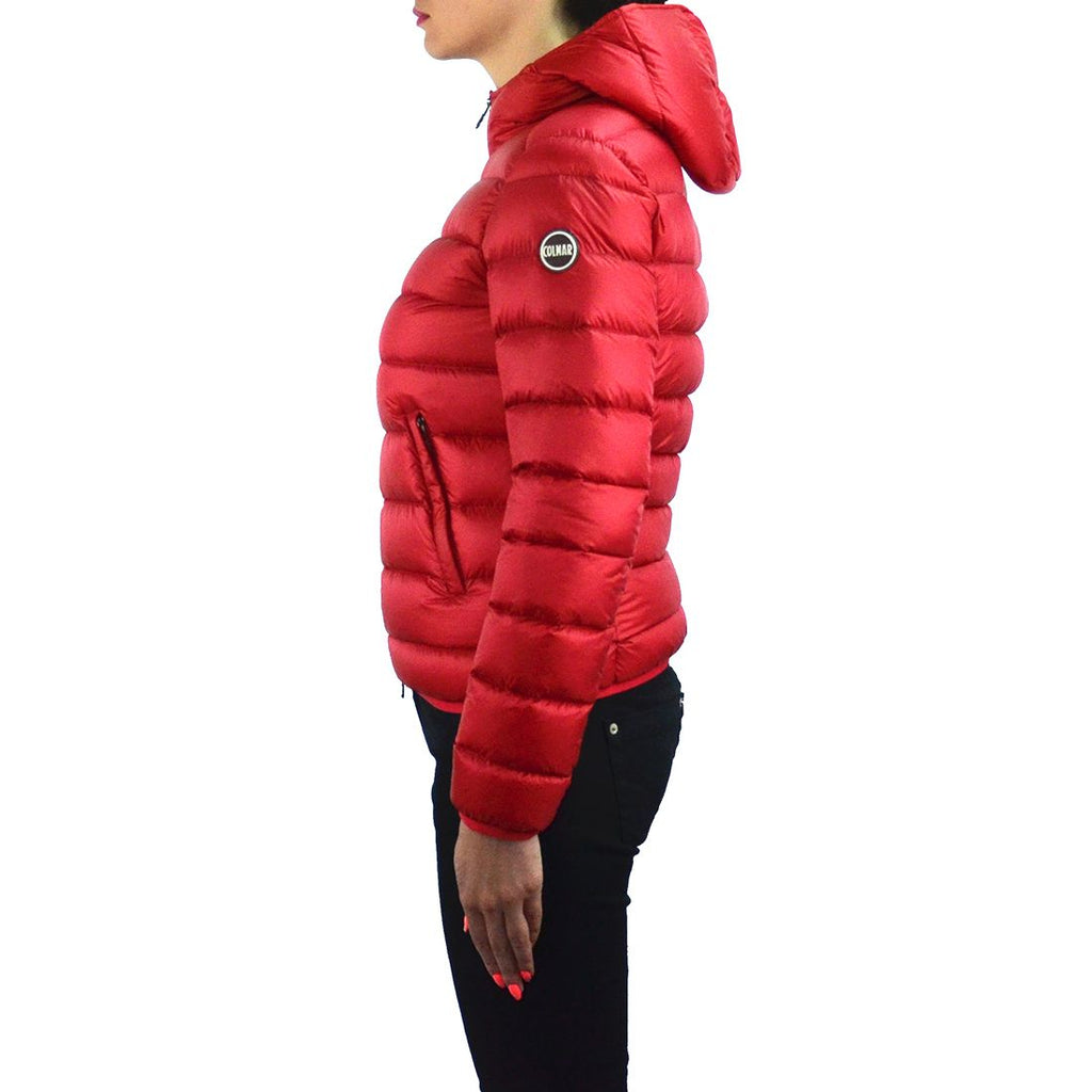 COLMAR ORIGINALS ROT STEPPJACKE
