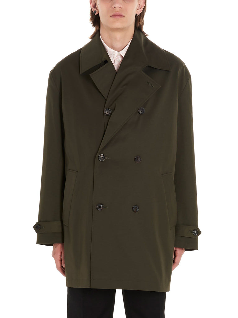 Y/PROJECT GRÜN TRENCH COAT