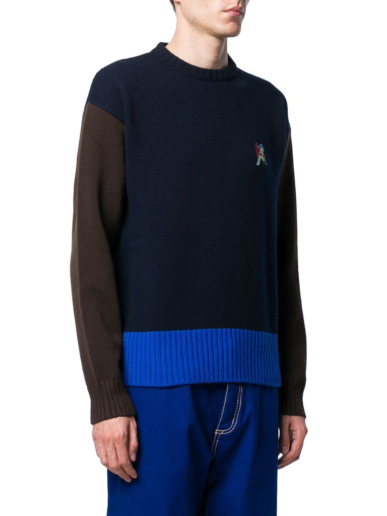 MARNI BLAU SWEATER