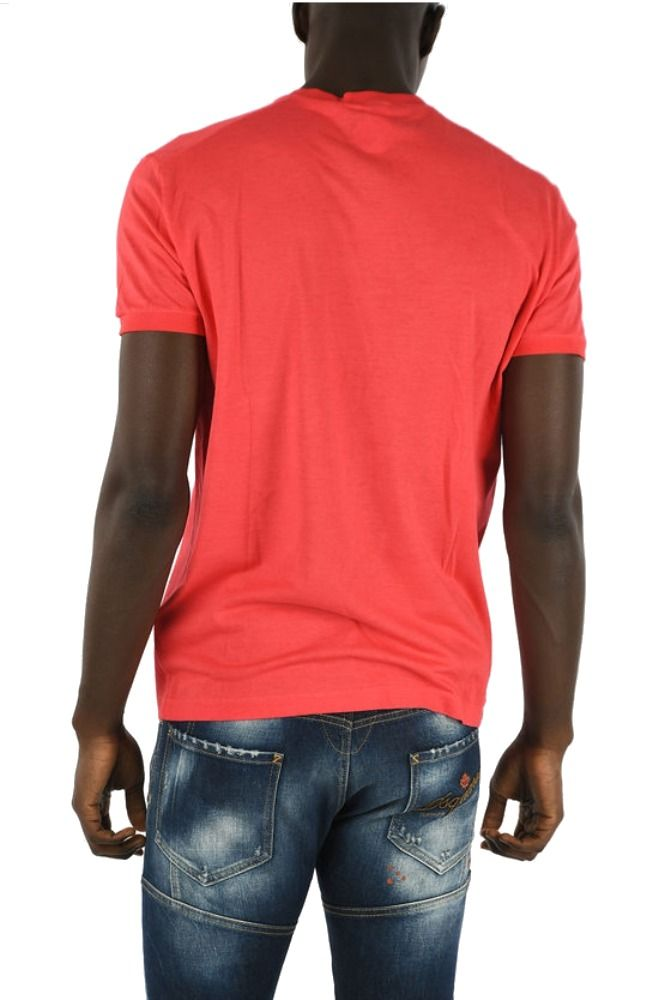 DSQUARED2 ROT T-SHIRT