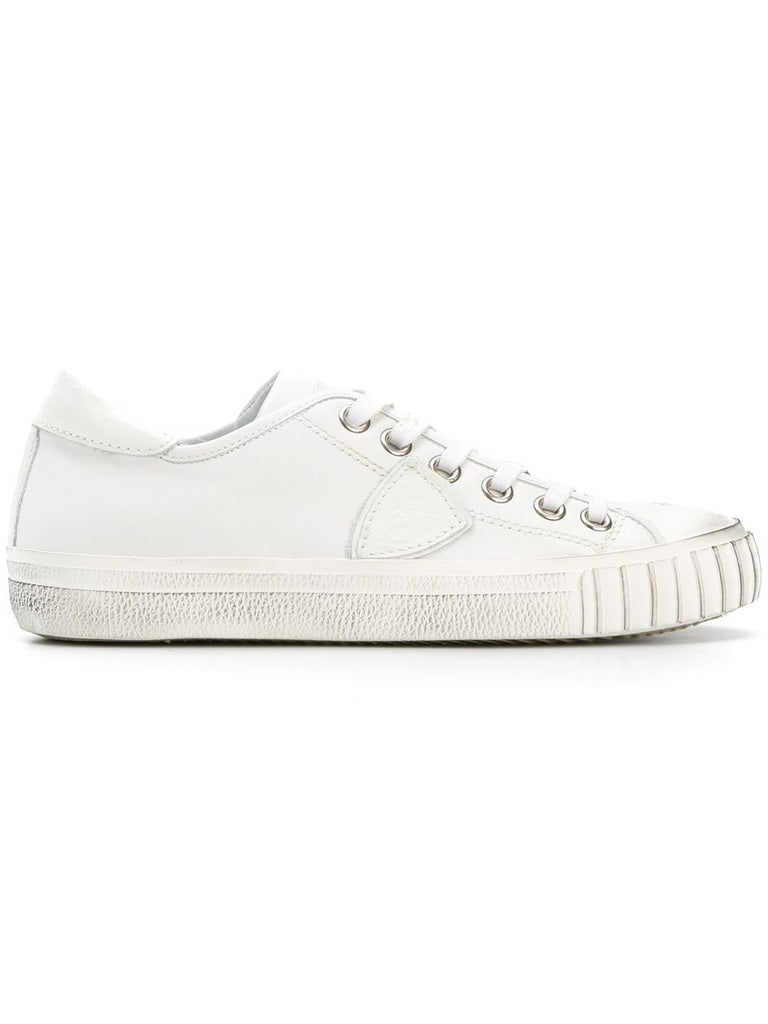 PHILIPPE MODEL WEISS SNEAKERS