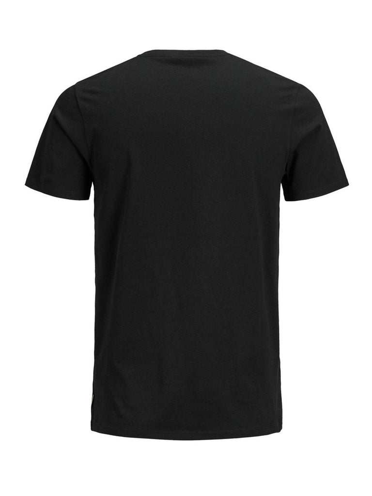 JACK & JONES SCHWARZ T-SHIRT
