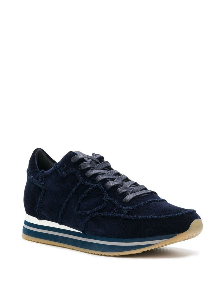 PHILIPPE MODEL BLAU SNEAKERS