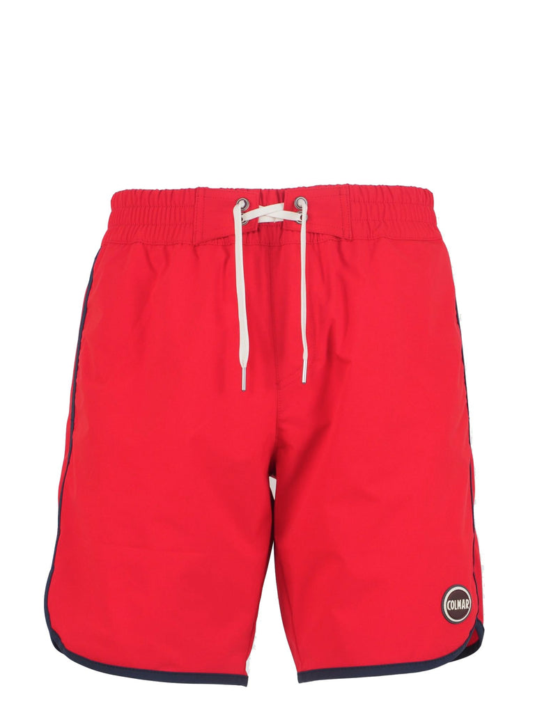 COLMAR ORIGINALS ROT BADEBOXER