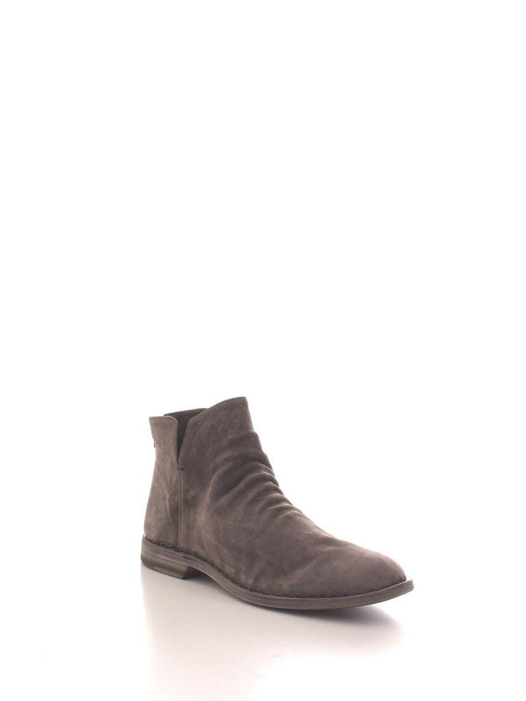 OFFICINE CREATIVE GRAU STIEFELETTEN
