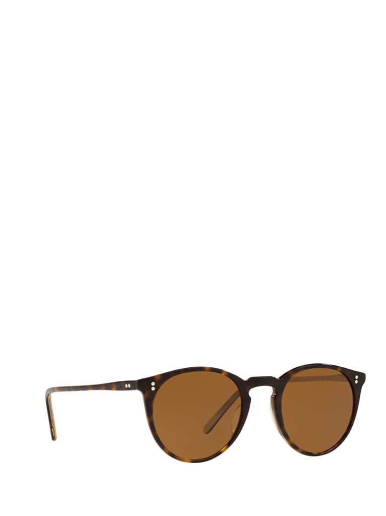 OLIVER PEOPLES BRAUN SONNENBRILLE