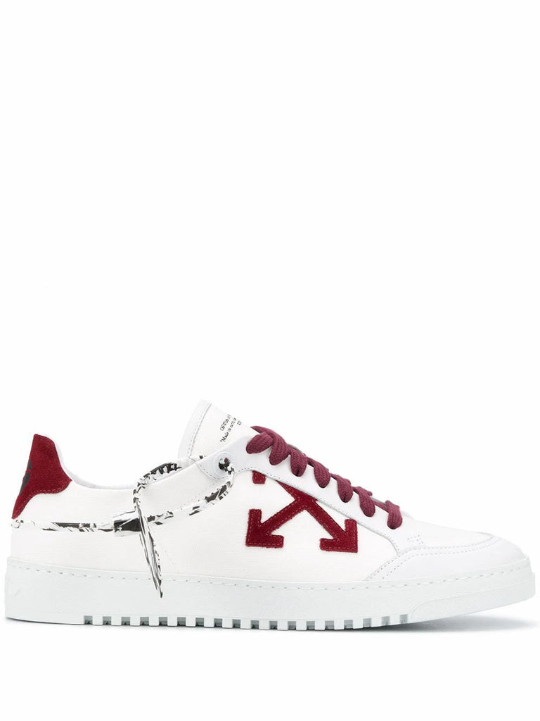 OFF-WHITE WEISS SNEAKERS