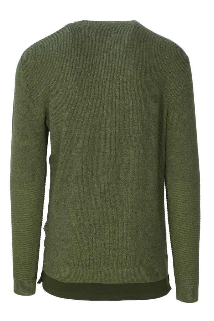 ONLY & SONS GRÜN SWEATER