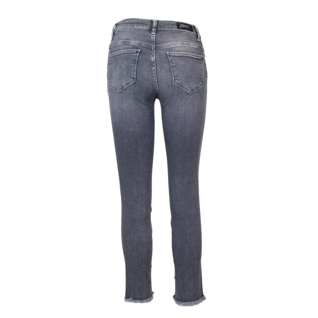 ONLY GRAU JEANS