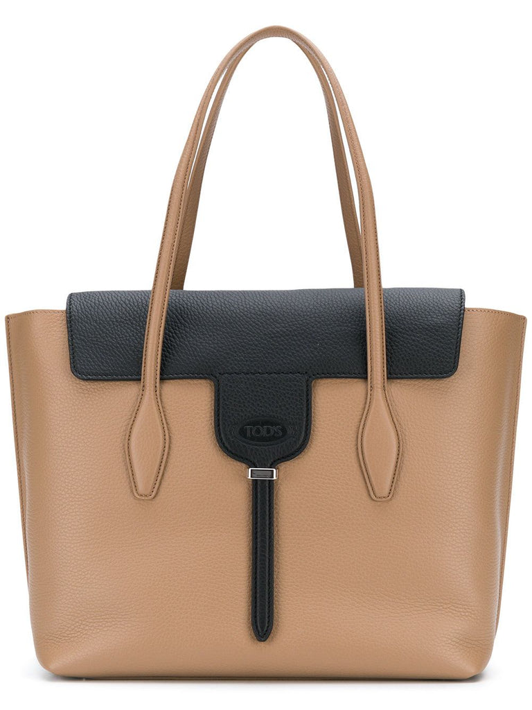 TOD'S BEIGE TOTE