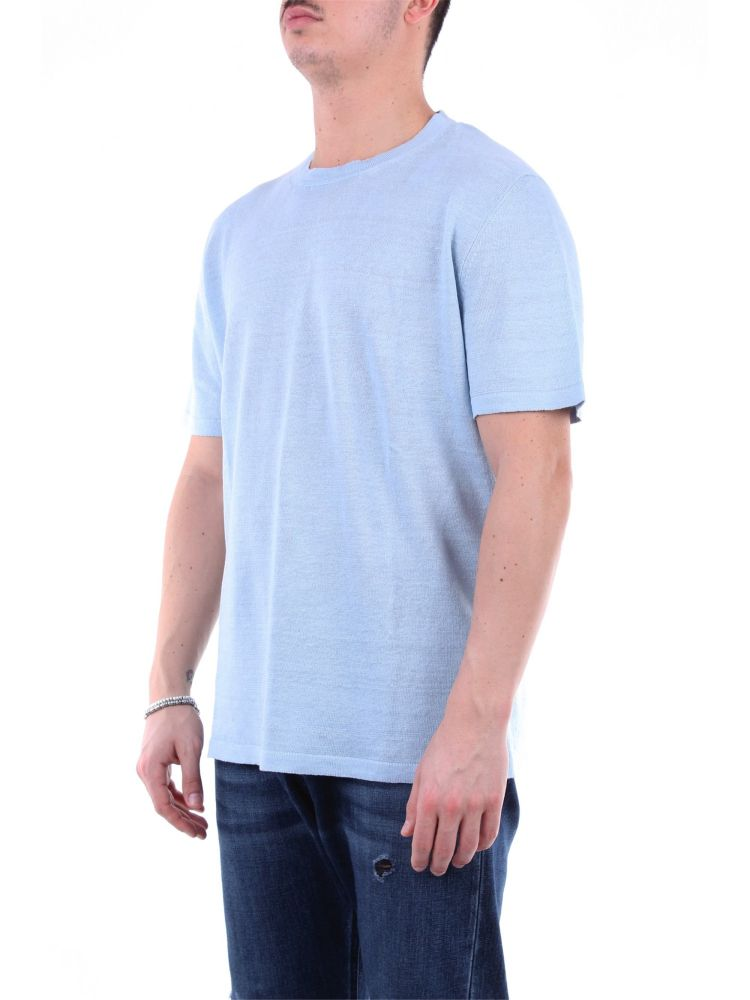 ALTEA HELLBLAU T-SHIRT