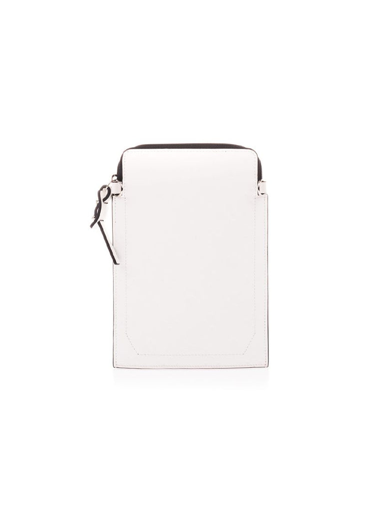 CHRISTIAN LOUBOUTIN WEISS POUCH