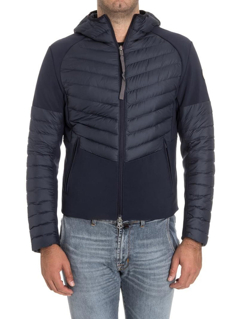 COLMAR ORIGINALS BLAU STEPPJACKE