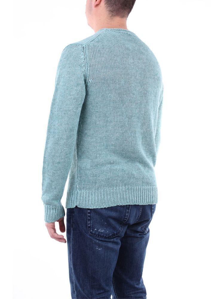 ALTEA GRÜN SWEATER