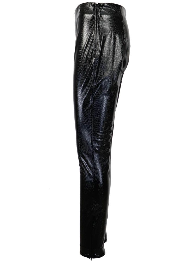 TWIN-SET SCHWARZ LEGGINGS