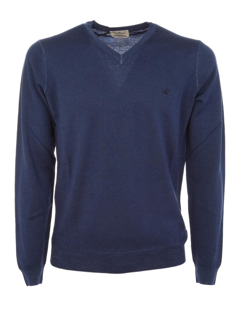 BROOKSFIELD BLAU SWEATER