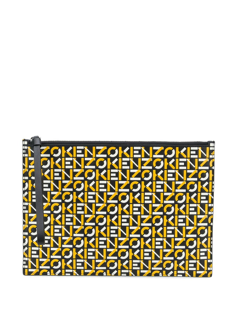 KENZO GELB POUCH