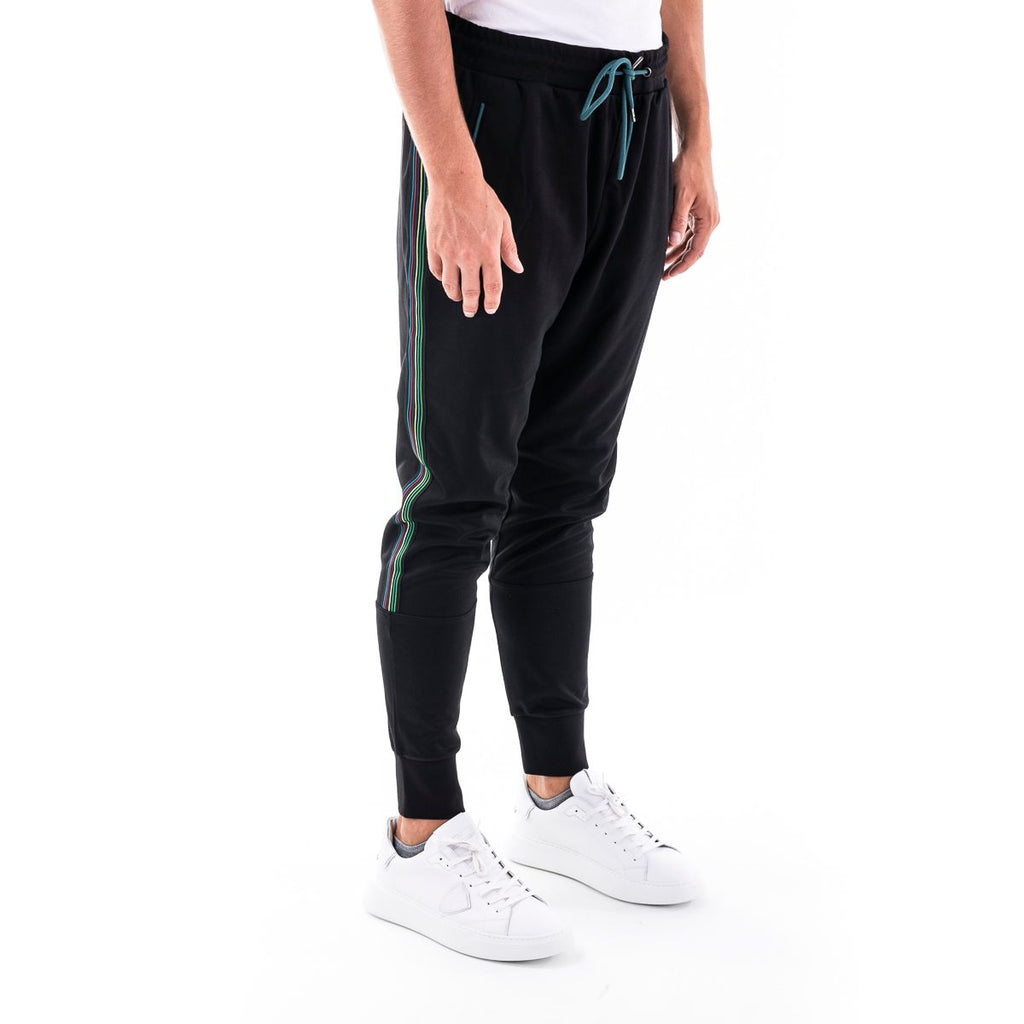 PS BY PAUL SMITH SCHWARZ JOGGERS