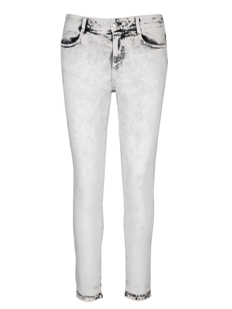 STELLA MCCARTNEY GRAU JEANS