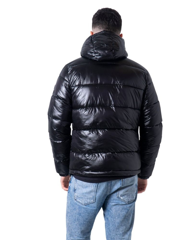 NO ZONE SCHWARZ STEPPJACKE