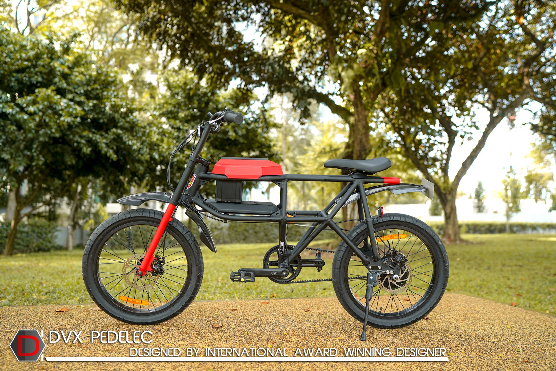 DVX pedelec electric bicycle