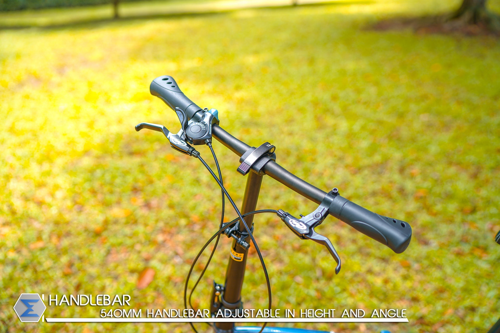 ethereal folding bicycle