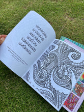 Load image into Gallery viewer, Polynesian Coloring Book