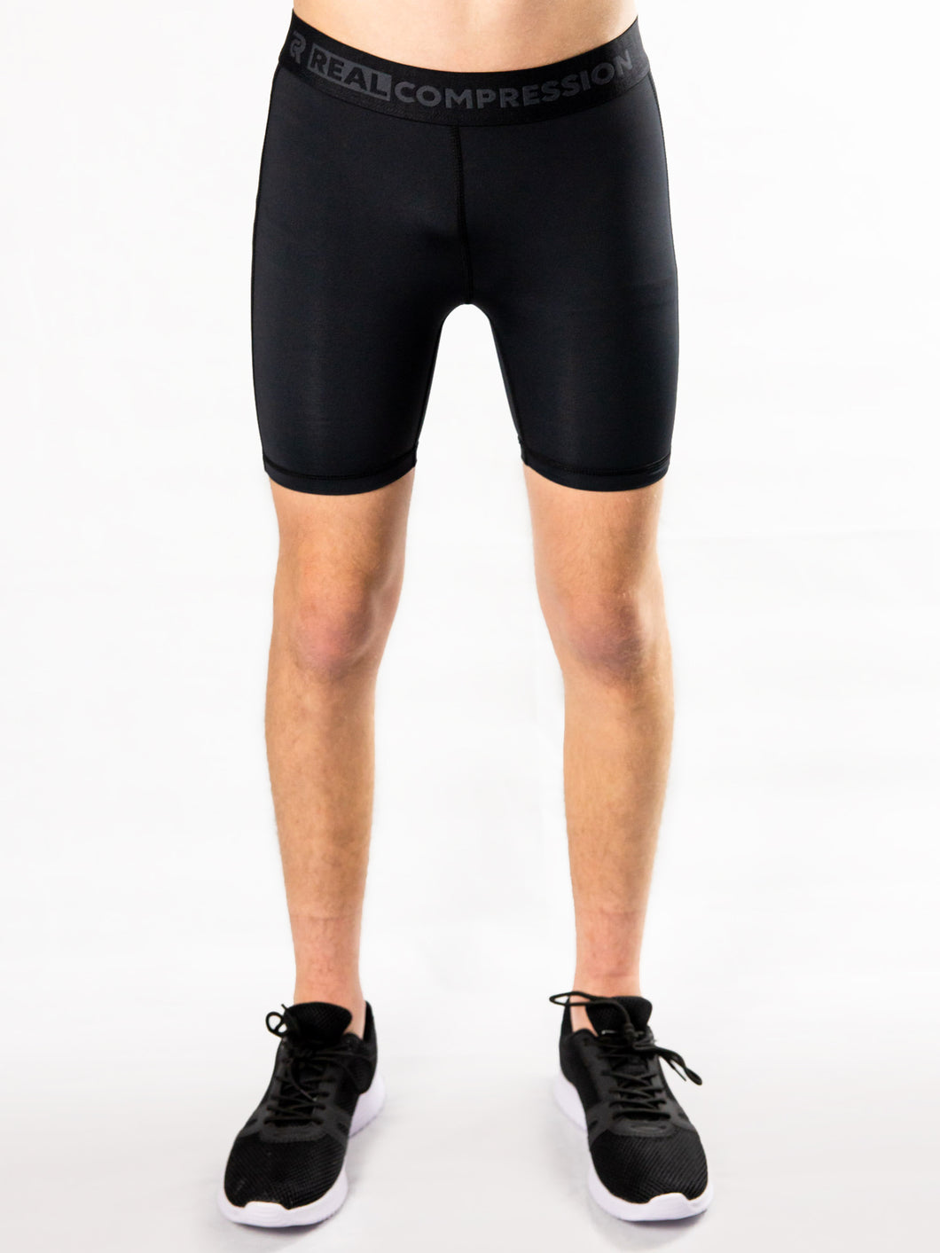 Youth Compression Half Short