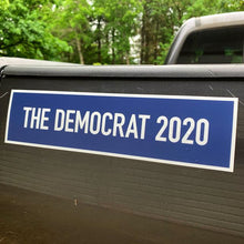 Load image into Gallery viewer, The Democrat 2020 Bumper Sticker