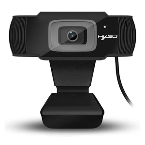 1080P HD Webcam  With Microphone & Auto Focus