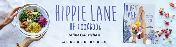 Hippie Lane The Cookbook - Recipe Corrections