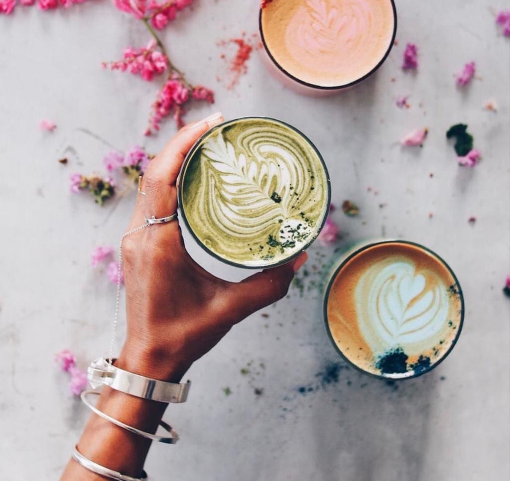 Why choose Matcha over Coffee? Here's the Top 5 reasons!