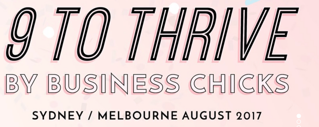 9 to Thrive Business Chicks