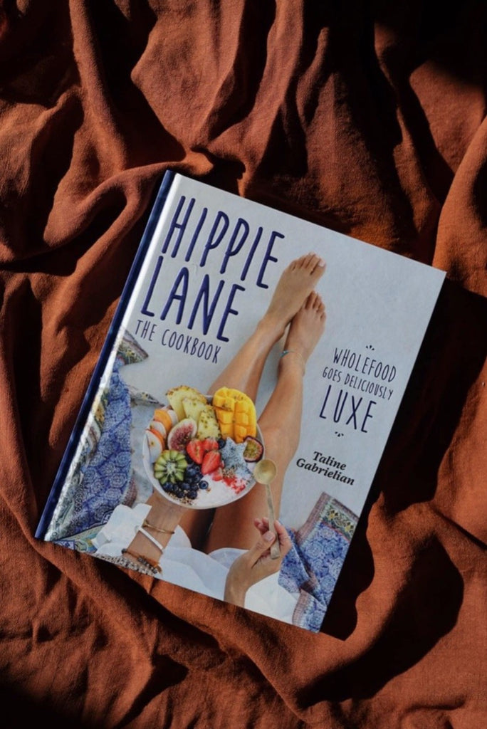 HIPPIE LANE COOKBOOK
