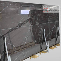 BLACK MARQUINA Honed MARBLE-The Virtual Stone Warehouse