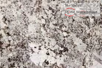 ALASKA WHITE ORIGINAL ICE BROWN GRANITE